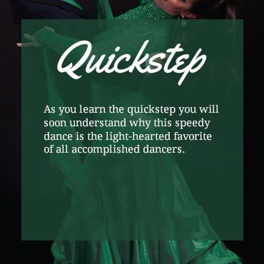 Quickstep Dance